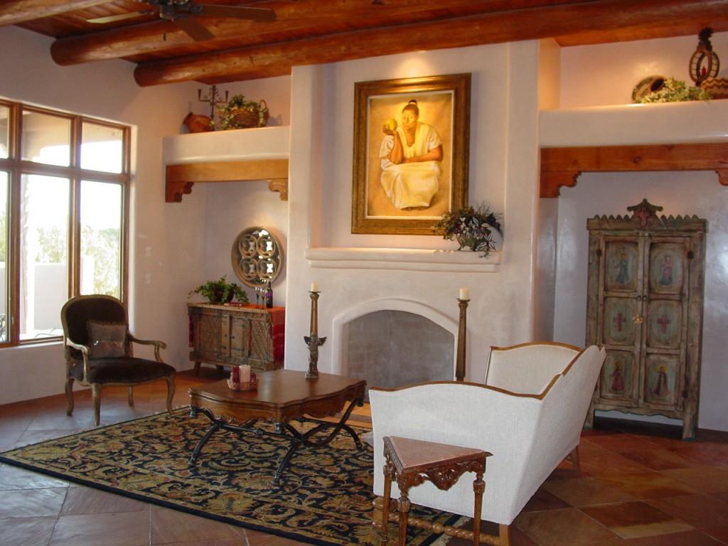 Placitas great room